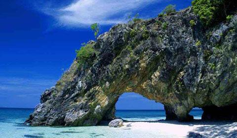 เกาะหลีเป๊ะ อุทยานแห่งชาติหมู่เกาะตะรุเตา